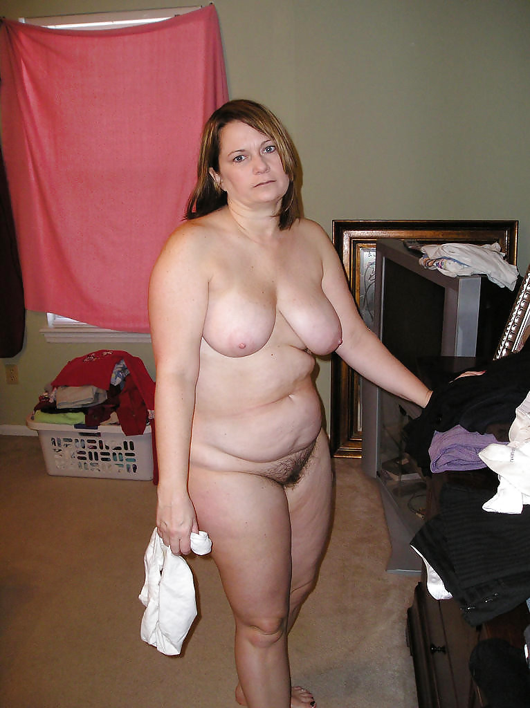 Mature chubby housewives