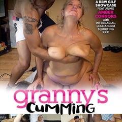 Granny's Cumming Amber Connors Boned