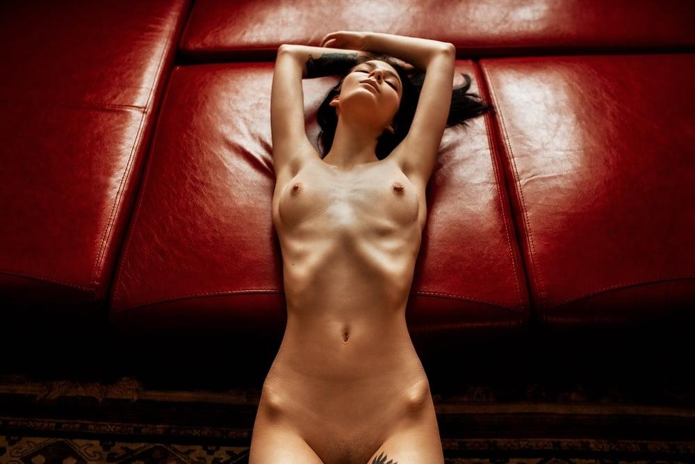 Stripped nude skin tint