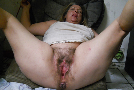 Mom strips for friends