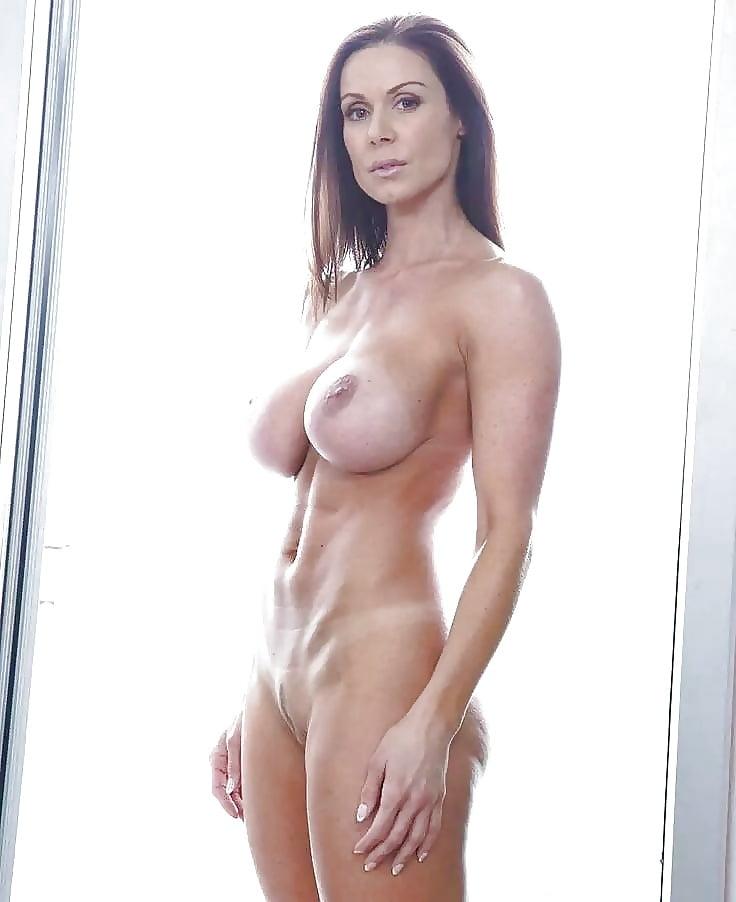 Busty fit milf jewel getting her big breasts massaged