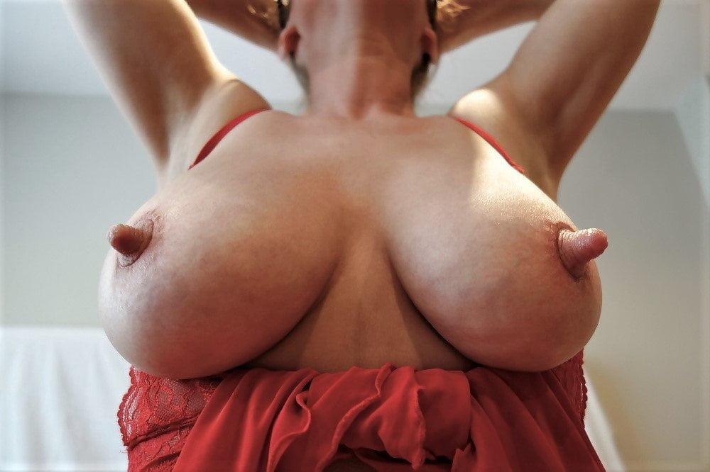 Big heavy tits and nipples