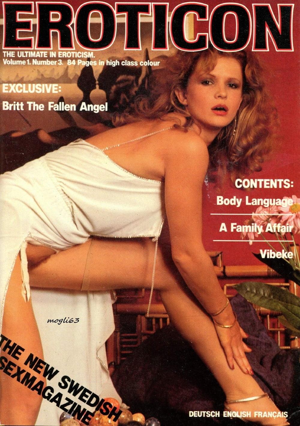 Порно журнал эротикон
