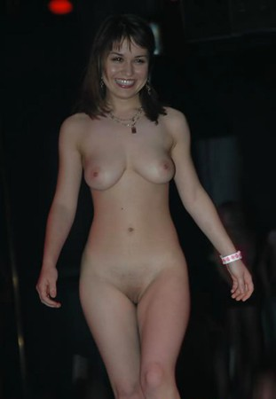 Amateur night at strip clubs