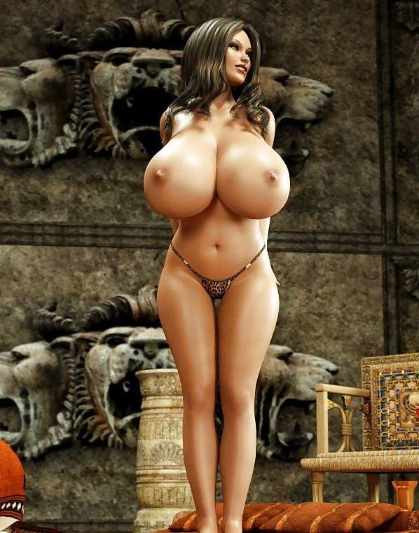 Big fantasy tits 14