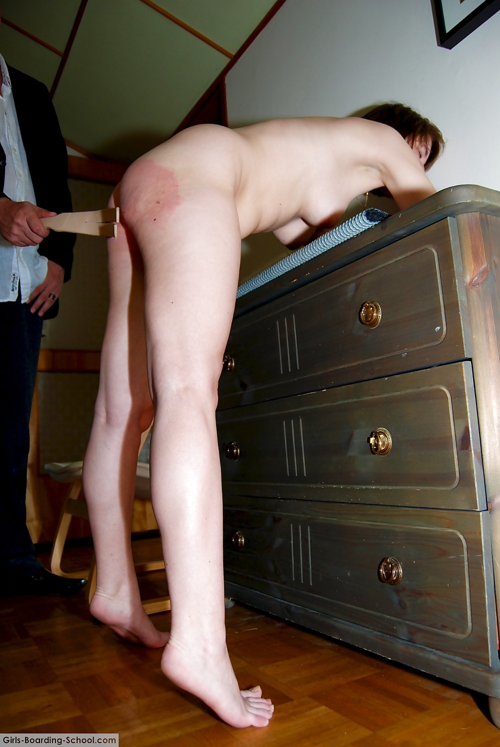 Naked boarding school #7