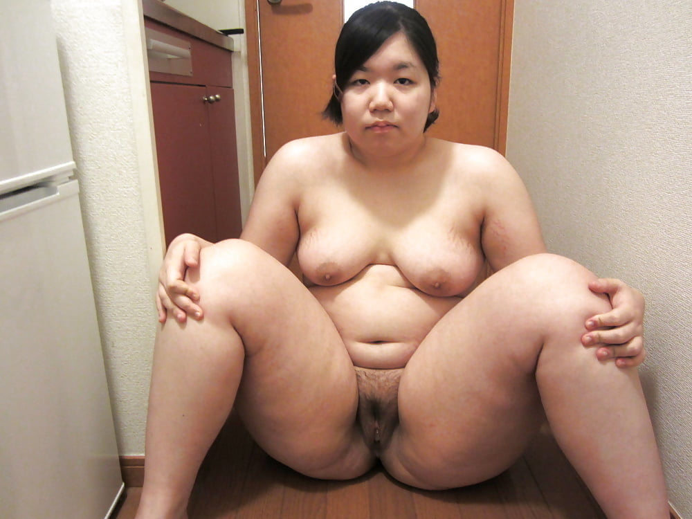 Naked fat chinese girl