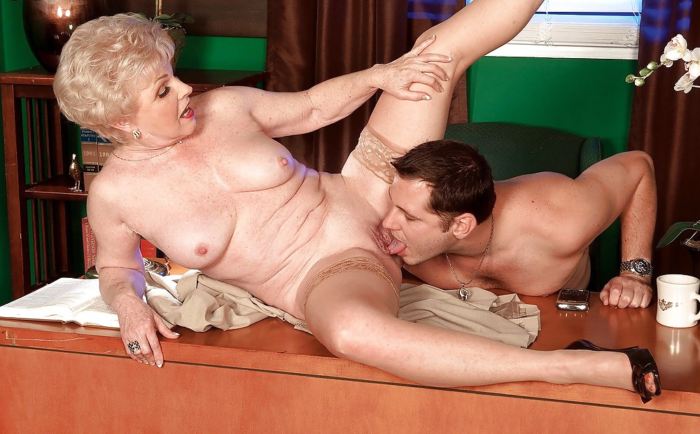 Granny nude images