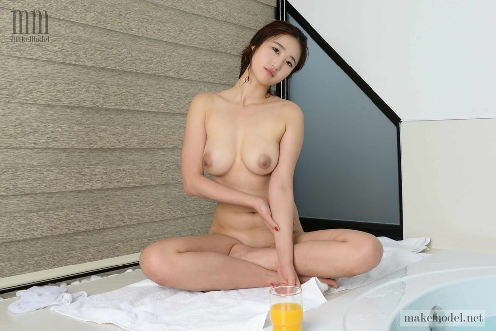 Korean beautiful nude-9981