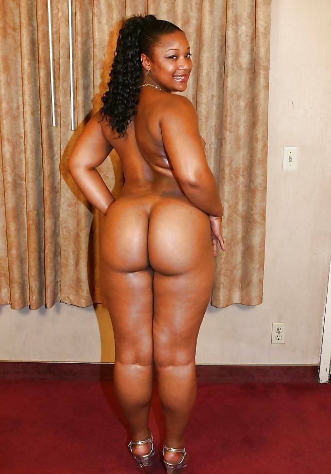 Black woman with big ass naked, ashanti nude booty cheeks