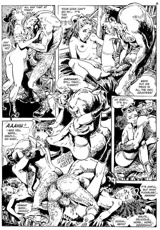 Black n white comics xxx-6778