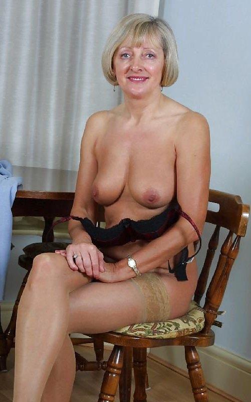 Naked english lady