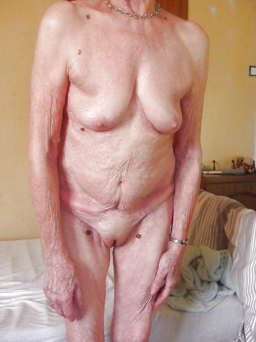 Slim old grandma nude, boracay babes nude