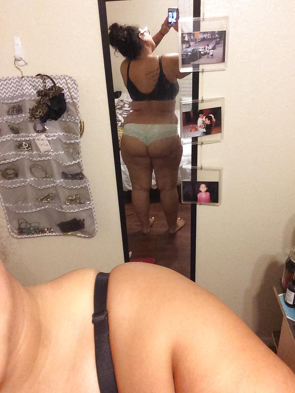 Old big black boobs-4492