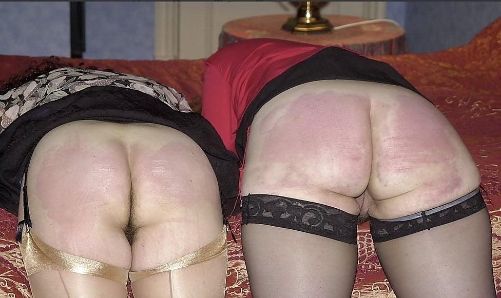 Bbw wife spank — pic 5