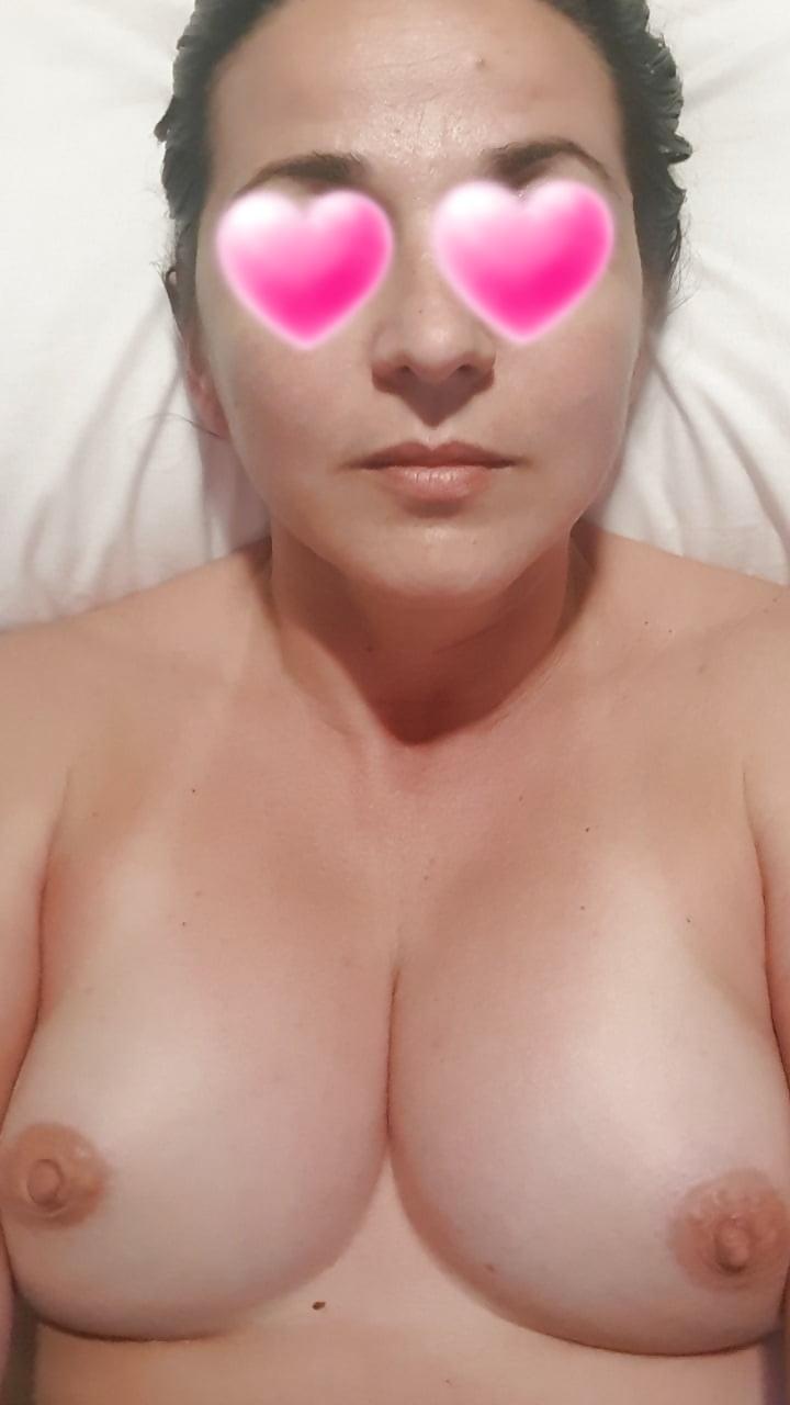 Titten selfie Teen sex