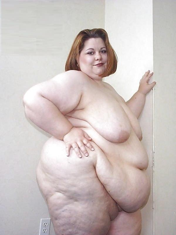 Beautiful obese women nude