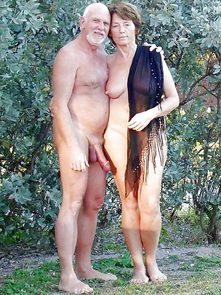 Naked mature couples-8673