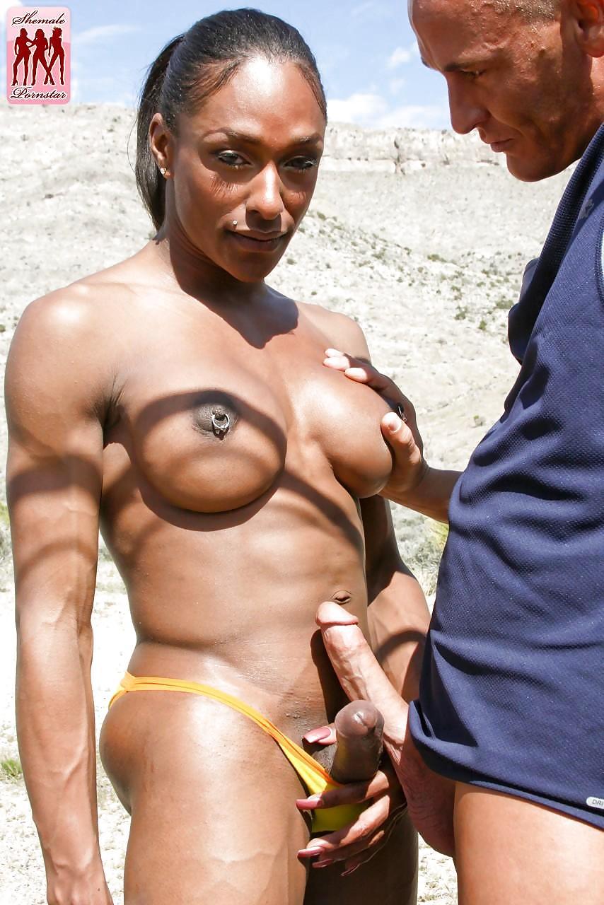 Tranny Bodybuilder