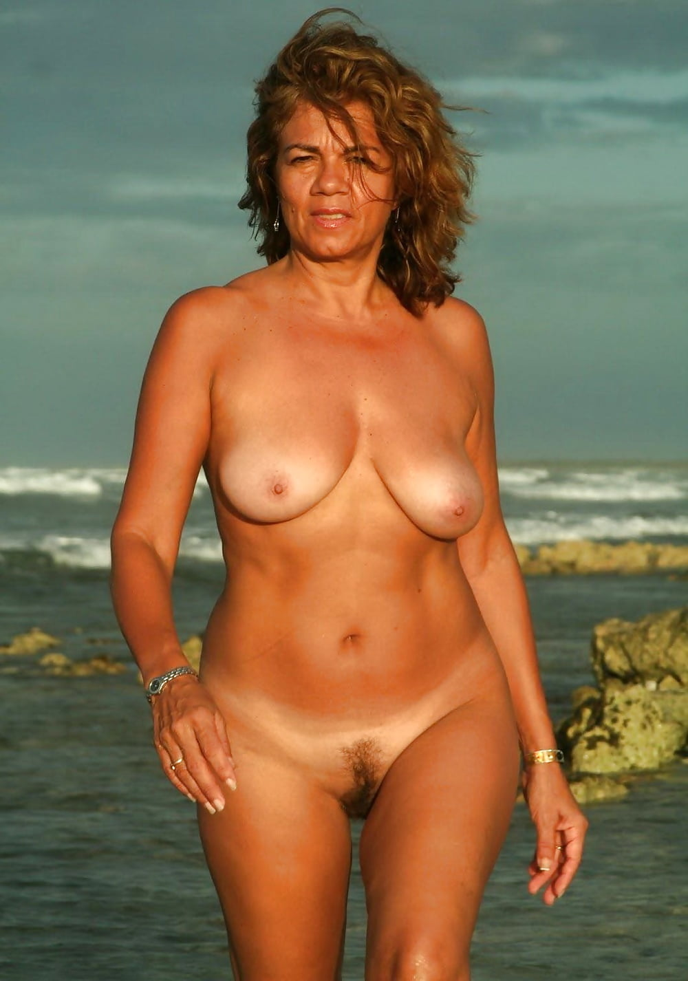 Real amateur mature wives exposed naked