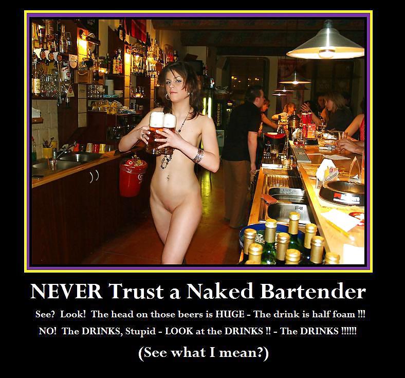 Bartender pics