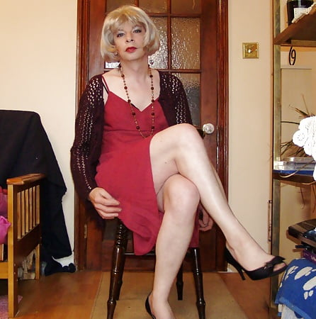 Mature transvestite photos