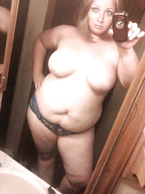 Amateur Chubby, Fat, Plumper, Bbw Homemade Selfies 2 - 50 -5957