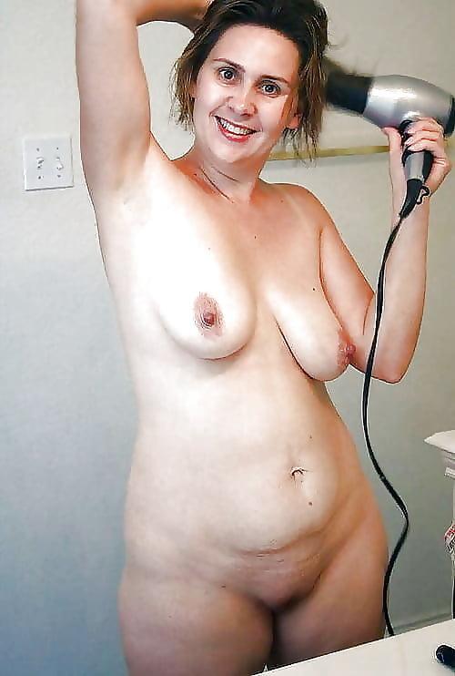 Skinny older women naked