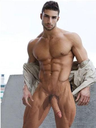 Attractive men nude Peter Mairhofer