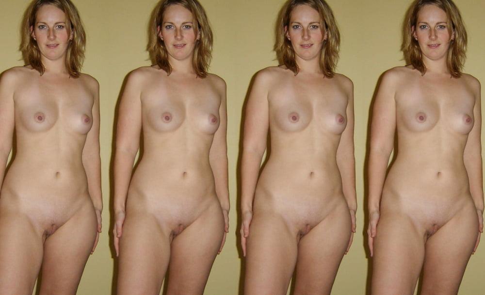Chubby hot naked women