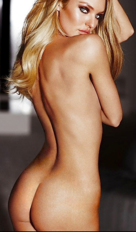 Candice love naked, slick chicks black dicks