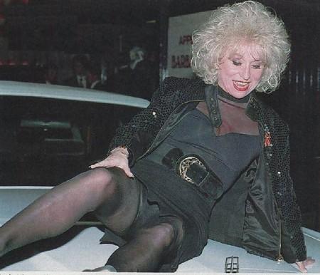 Barbara Windsor  nackt