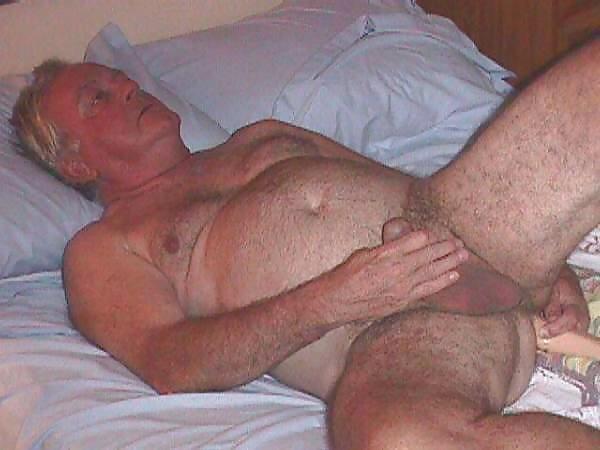 clip action Gay grandpa