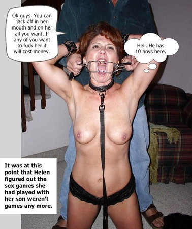 sex slaves Submissive