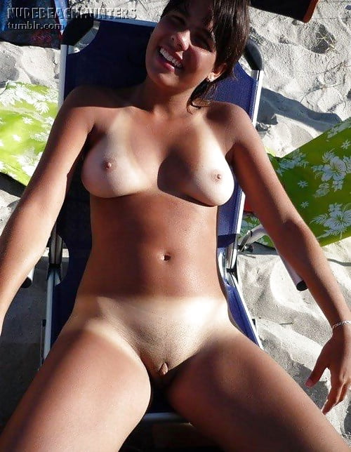 Teen nude sunbathing-8173
