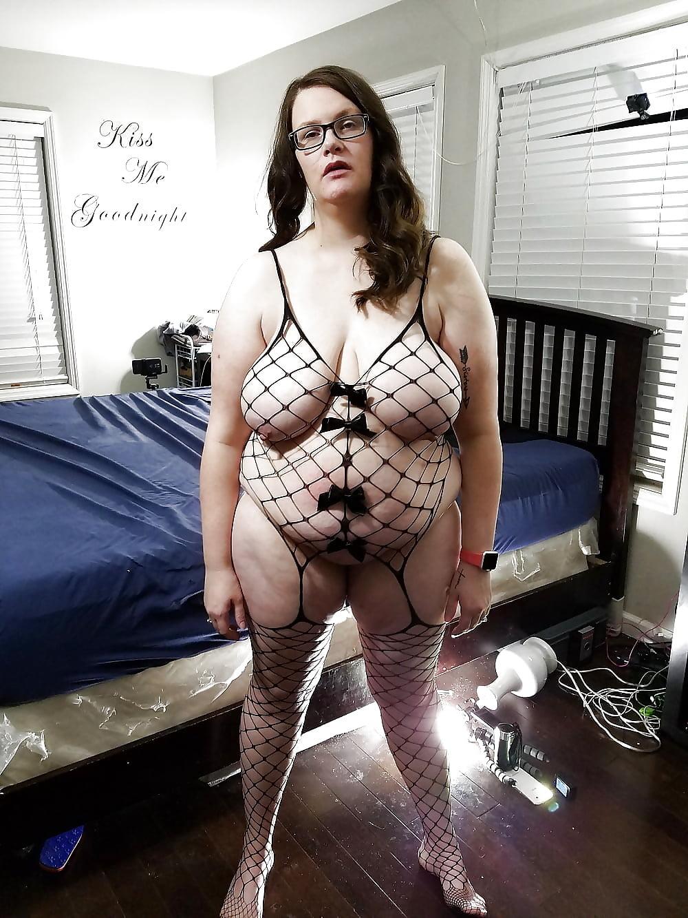 Fishnet lingerie xxx