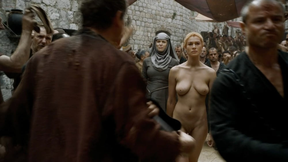Nackte Rebecca Van Cleave In Game Of Thrones Ancensored