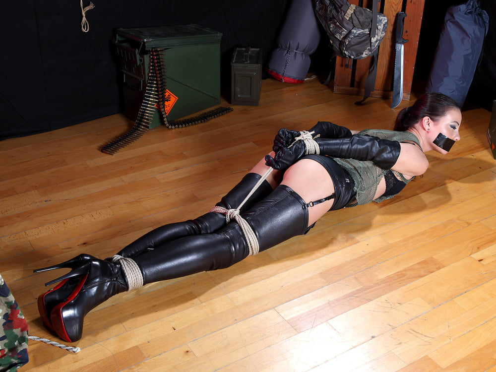 Little bondage and high heels video clips female cook movie