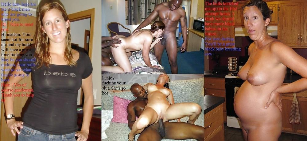 White wives having black babies boyfriend