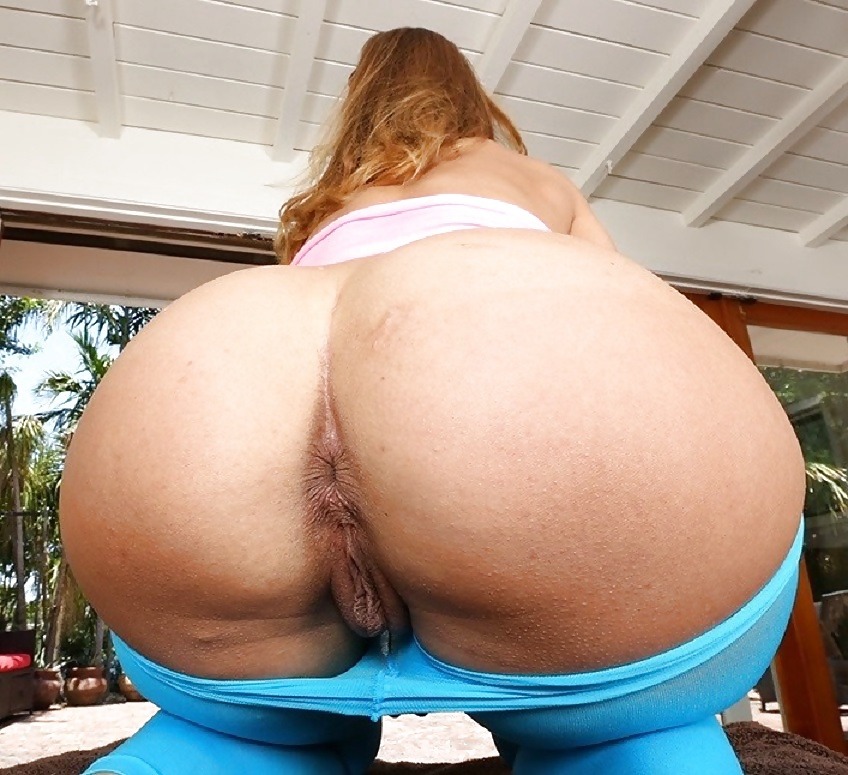 Mature huge butt