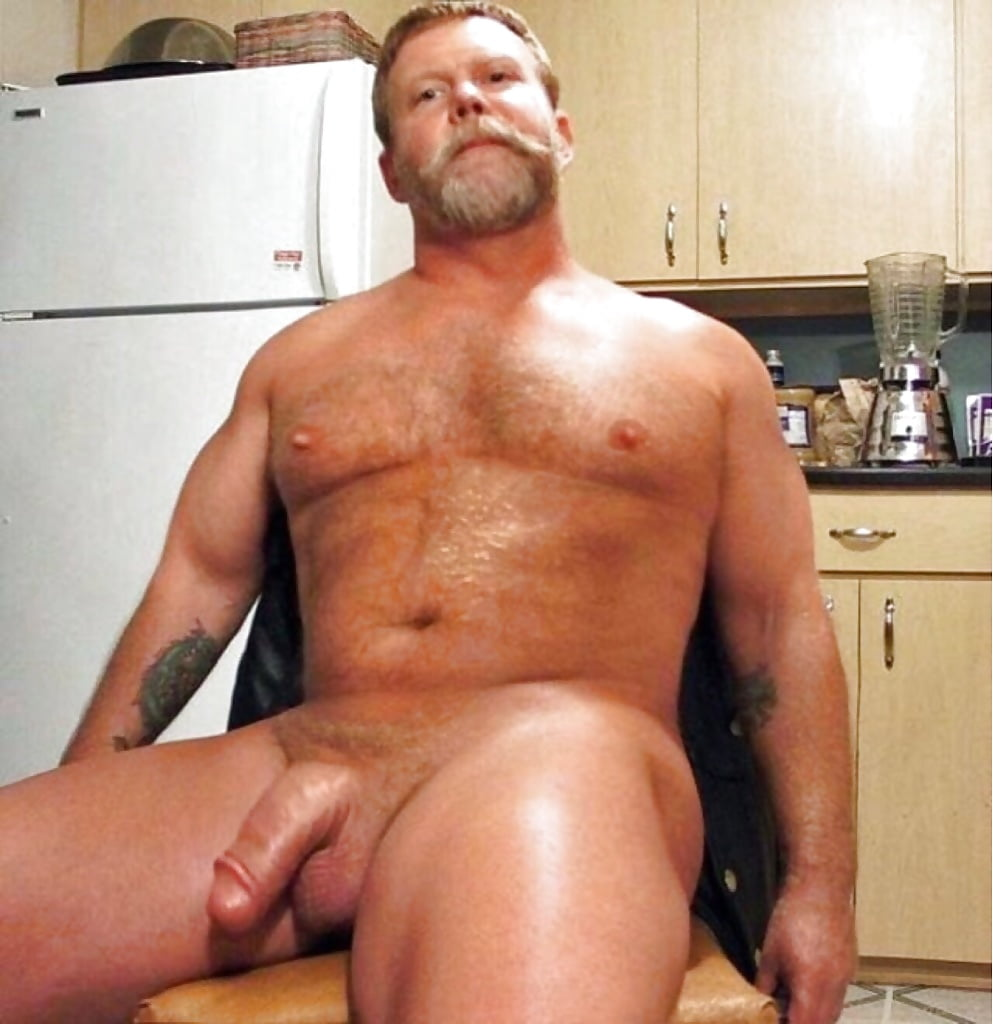 Beefy Muscle Daddy Cums