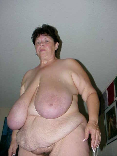 Ass big boob fat old saggy
