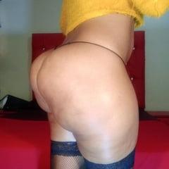 Big Ass, Food Fetish