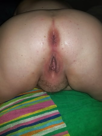 and Juicy pussy ass