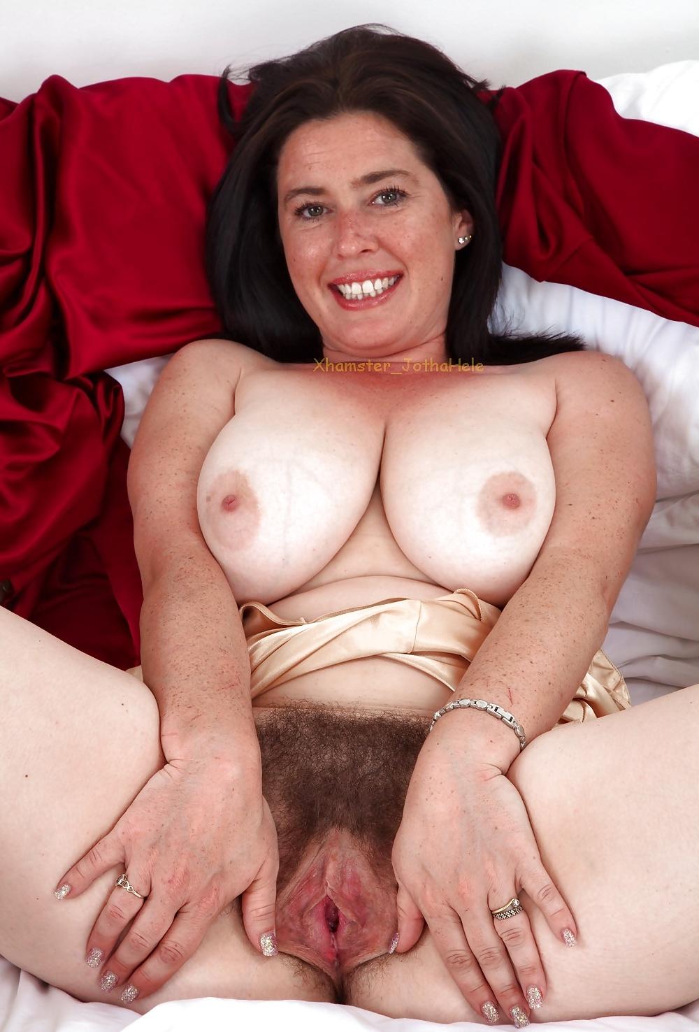 Hairy momma's