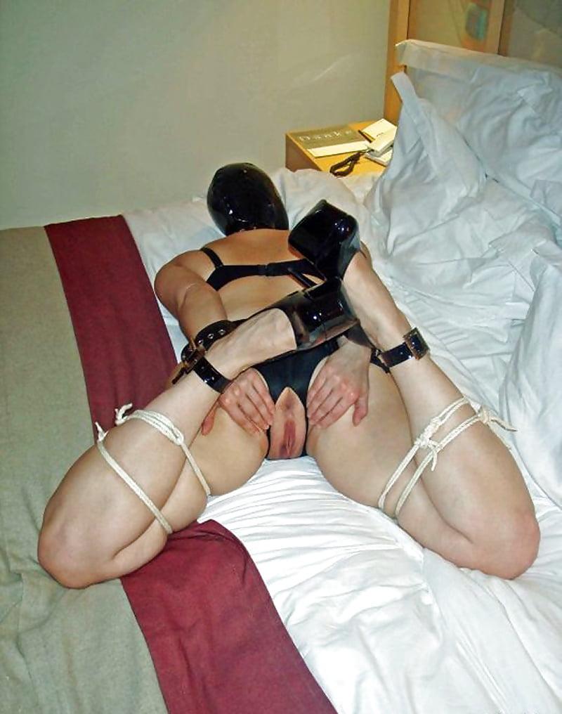 My bound wife