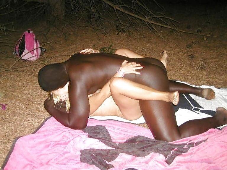 Jamaican fucks white lady