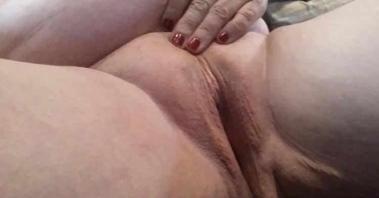 54 year old granny swallows MANCUM