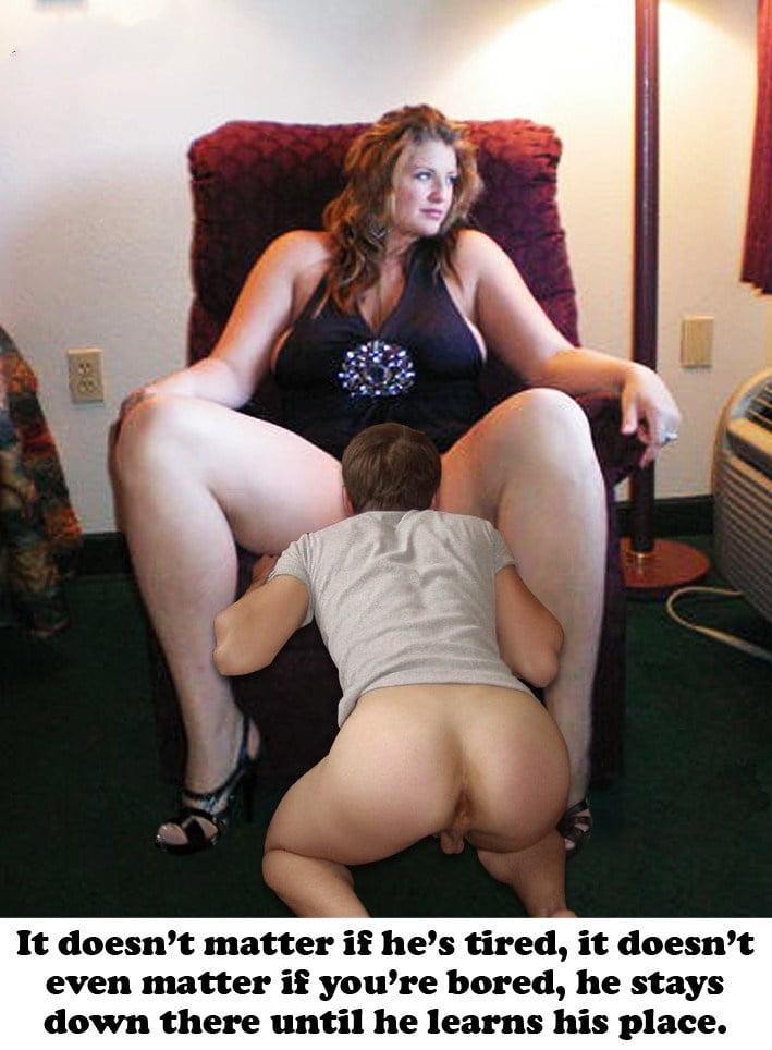 Plump assed femdom wife videos