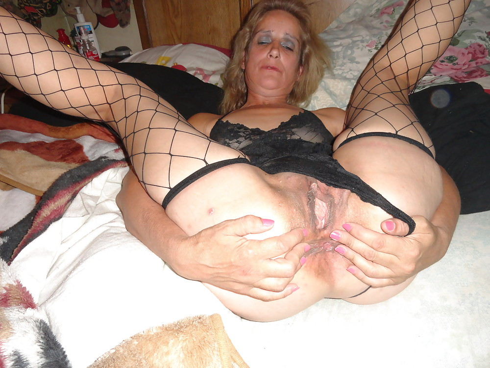 Mature sloppy